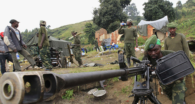19 Ugandan Officers Slaughtered In Congo Border Fights - Spur Magazine