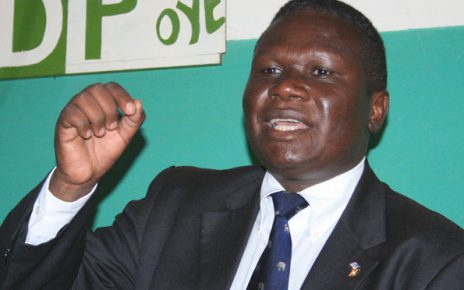 DP Fighting for Electoral Commission Positions In Parliament - Spur Magazine