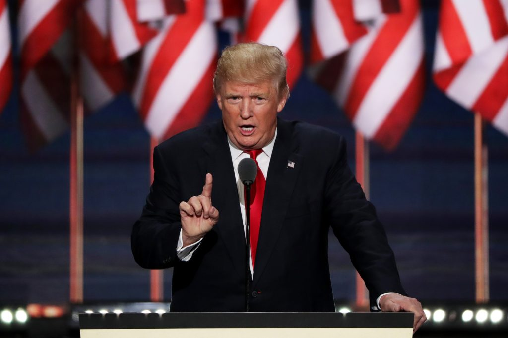 Republican National Convention: Day 4 Trump - Spur Magazine