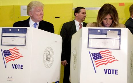 trump-peeps-at-melanias-vote