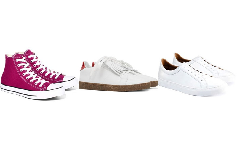 The Coolest Lady Sneakers Out for This Holiday - Spur Magazine