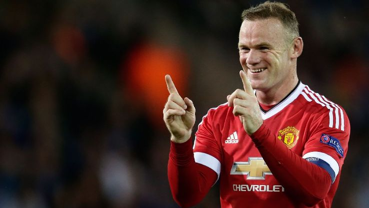 Man United; Wayne Rooney Breaks Europa Record - Spur Magazine