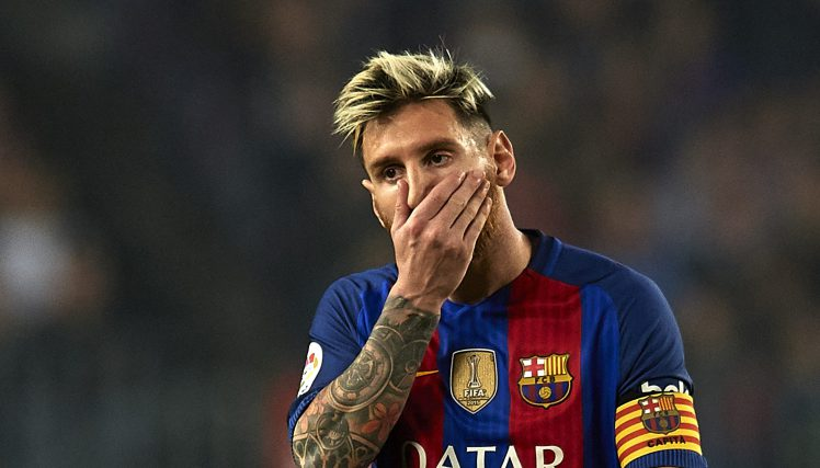 Manchester United Offer £85m to Keep Messi at Barcelona - Spur Magazine