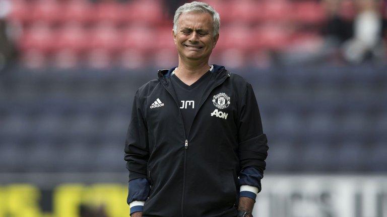 Jose Mourinho Pissing Off Players at Man U - Spur Magazine