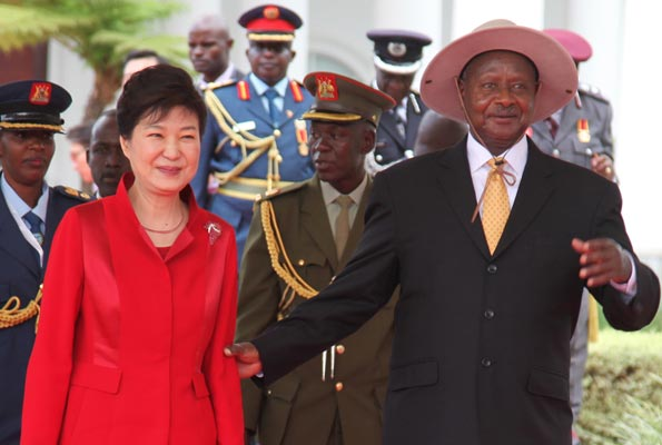South Korea's President Buys 360 Viagra Pills When Coming To Africa - Spur
