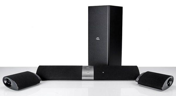 Fidelio B5 Wireless Surround-on-Demand Sound-bar, Spur's Coolest Tech Gadgets of 2016 - Spur