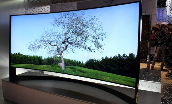 Samsung 105-inch Super HD TV, Spur's Coolest Tech Gadgets of 2016 - Spur