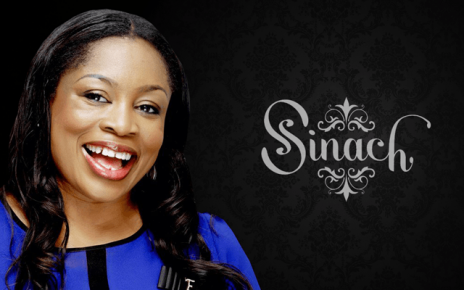 I Know Who I am - Sinach Lyrics 5