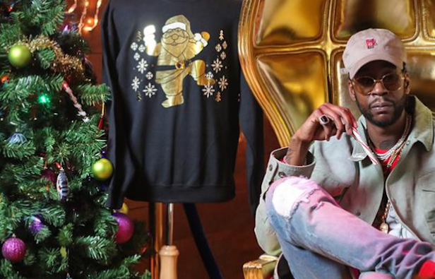 2 chains most expensive xmas sweater - spur magazine