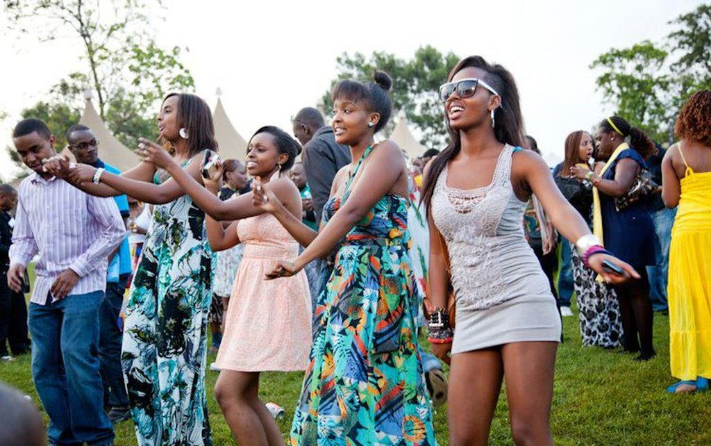Kampala Ready for Blankets & Wine - Spur Magazine