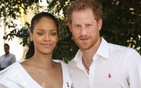 Fans Beg Prince Harry To Date Rihanna & Make Babies - Spur Magazine