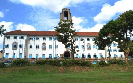 Makererere University Main Building - Spur Magazine