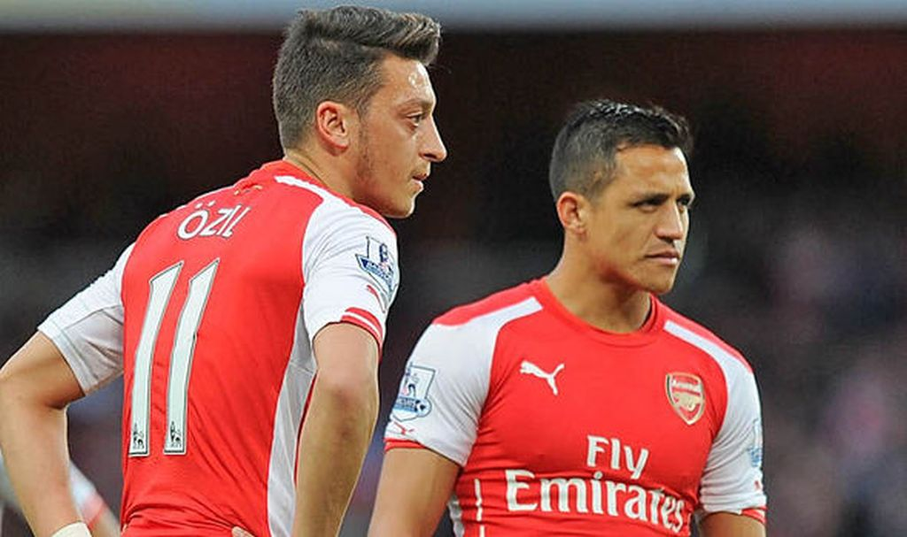 Arsenal Fans Beg Stars to Stay - Spur Magazine