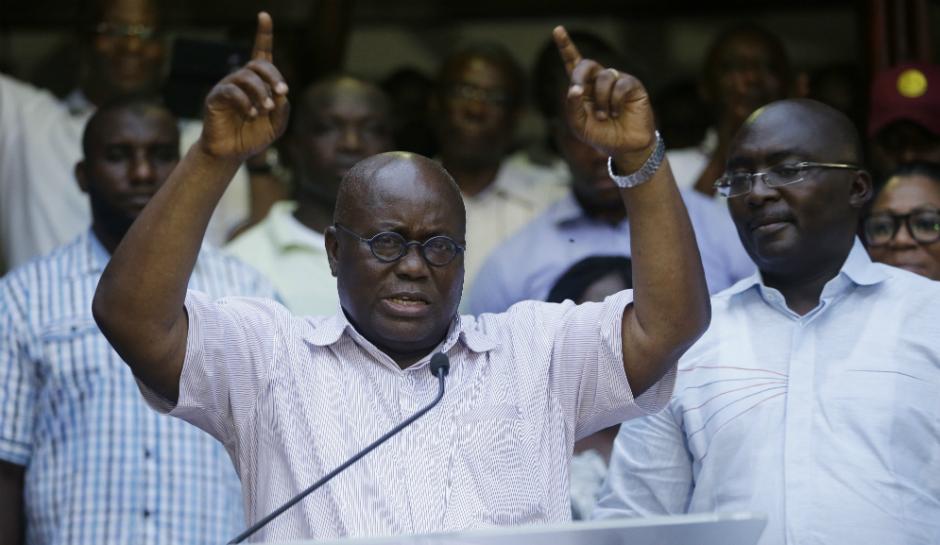 Nana Wins Ghana Election - Spur Magazine