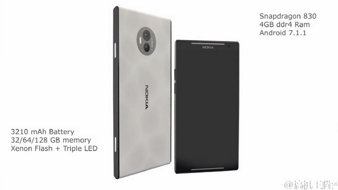 Leaked Images of New Nokia C1 Phone Surface - Spur Magazine