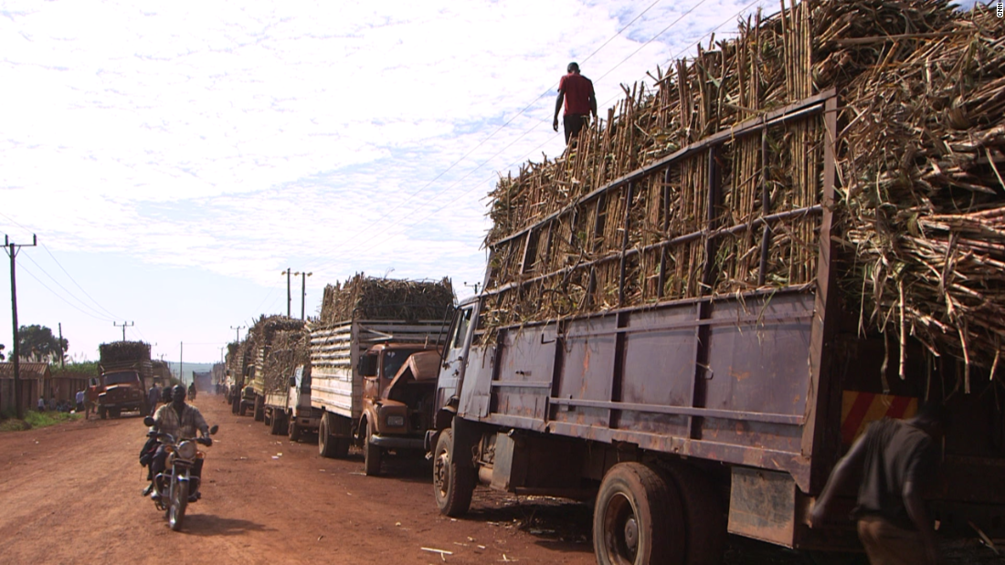 Sugarcane uganda truck - Spur Magazine