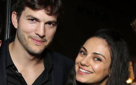Mila Kunis & Ashton Kutcher - Spur Magazine