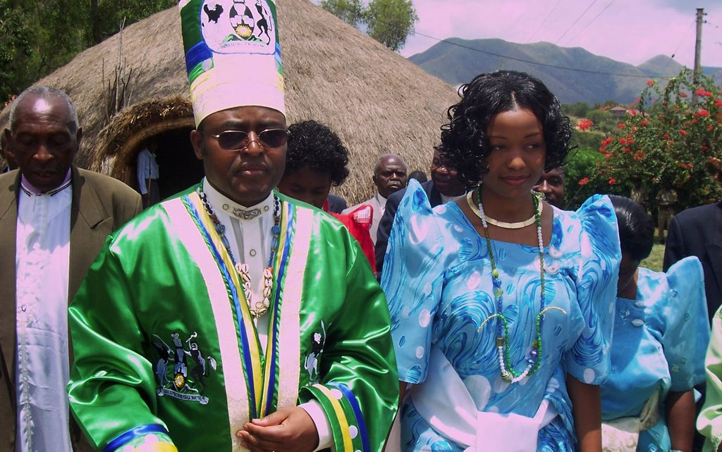 """I Want My Own Chief Cook In Prison"" King Mumbere - Spur Magazine"