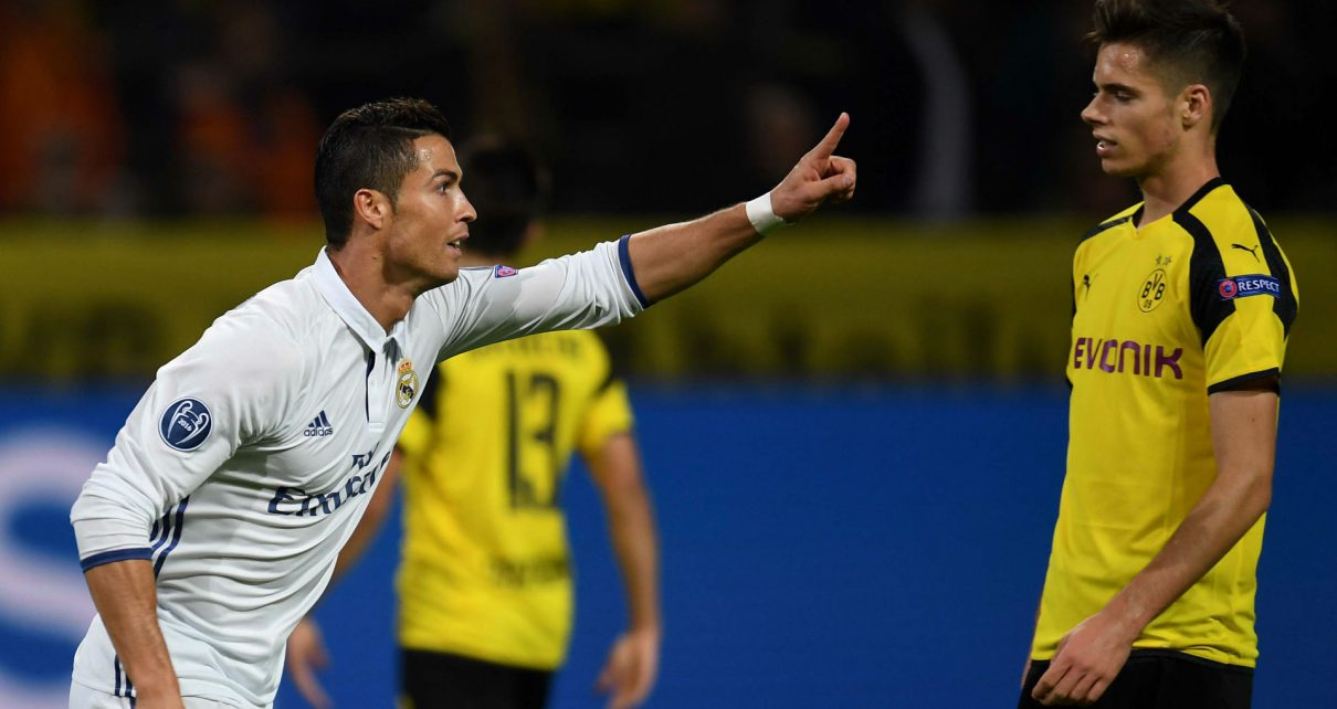 Dortmund Make History as Real Madrid Chase History - Spur Magazine