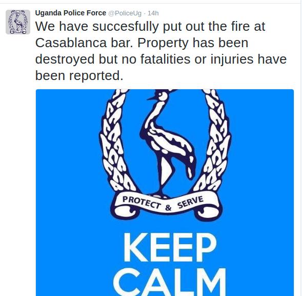 Casablanca Fire, Planned Sabotage? - Spur Magazine