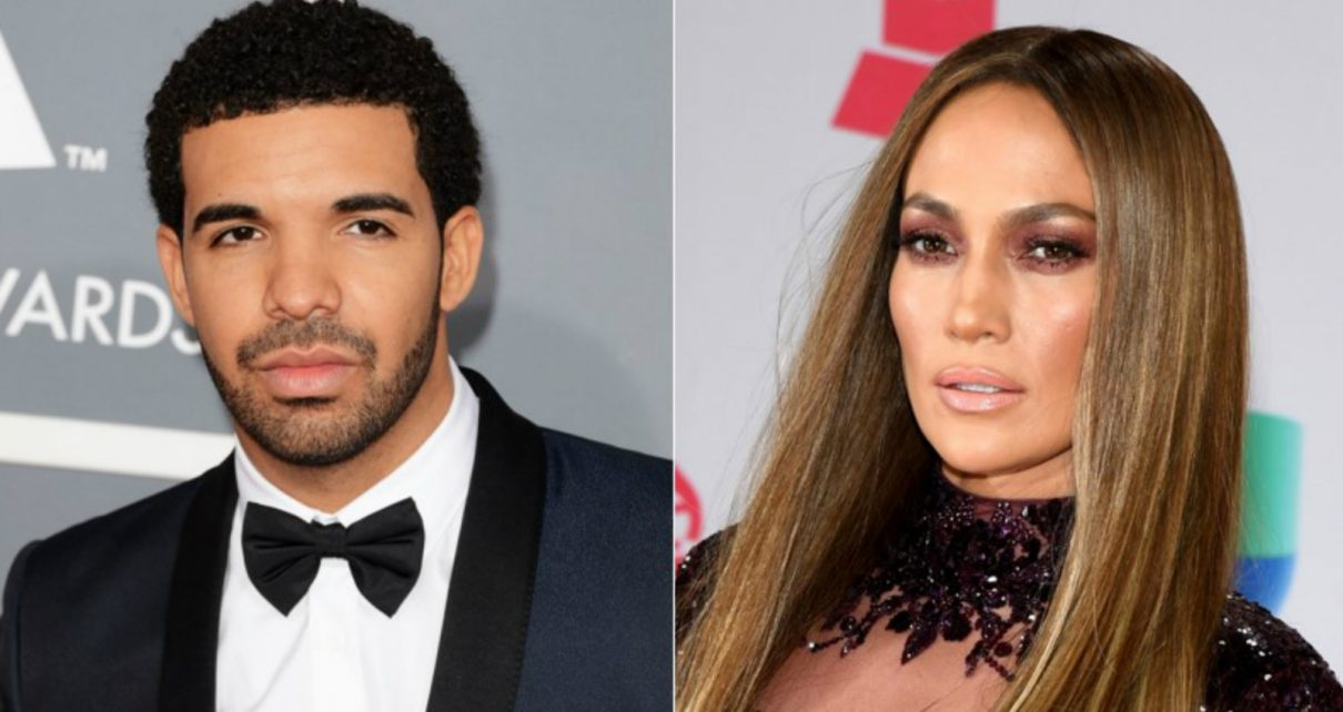 Jennifer Lopez & Drake Are Definitely Banging - Spur Magazine