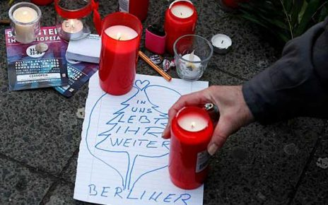pray for berlin - Spur Magazine