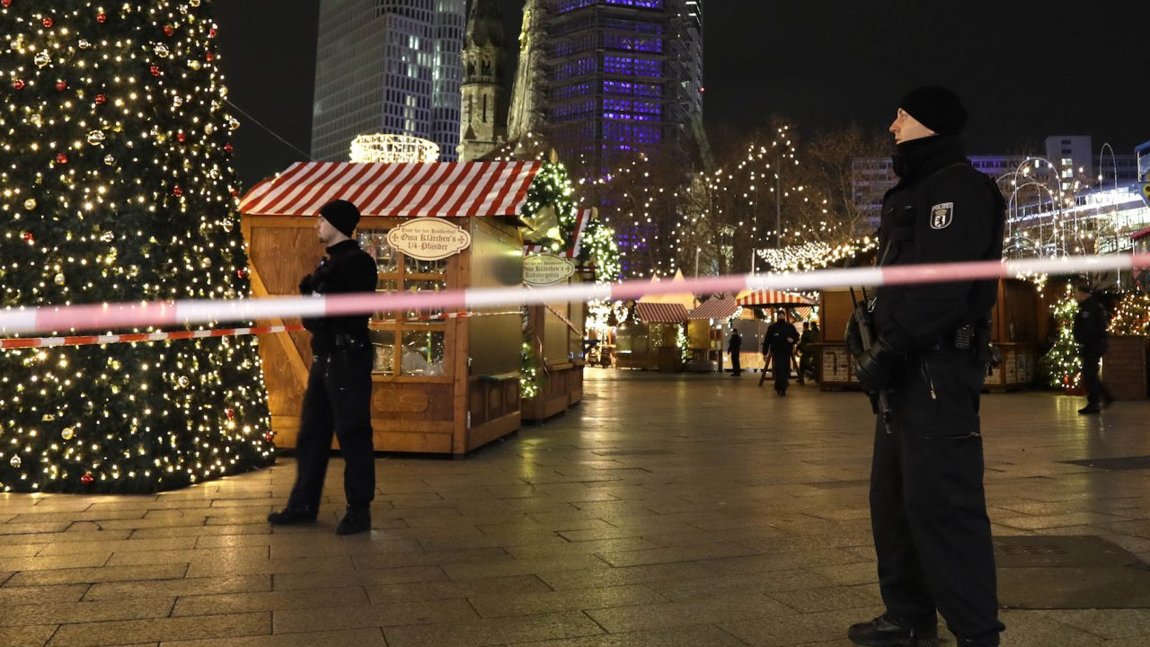 truck ploughs into christmas market Germany - Spur magazine