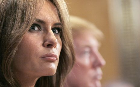 Melania Trump to Visit Donald On Weekends & Holidays 2