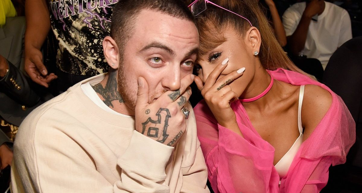 Ariana Grande & Mac Miller Deeply In Love - Spur Magazine