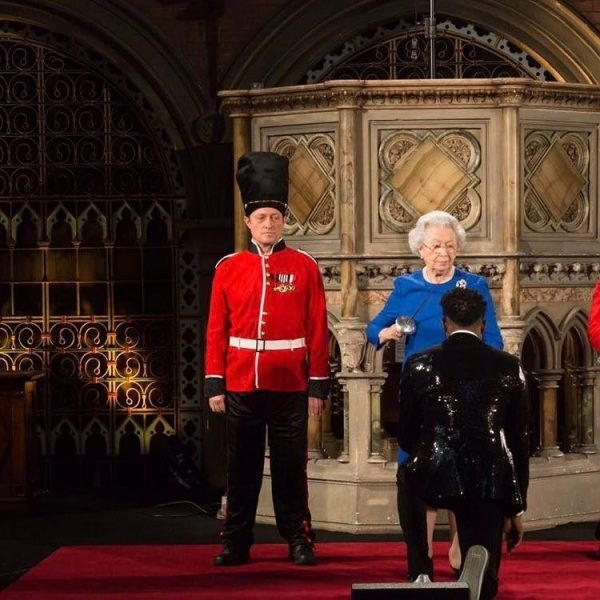 Nigerian Comedian Knighted By Queen of England - Spur Magazine
