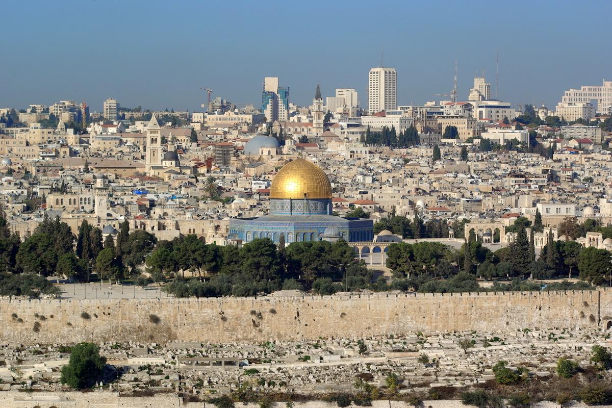 East Jerusalem City - Spur Magazine