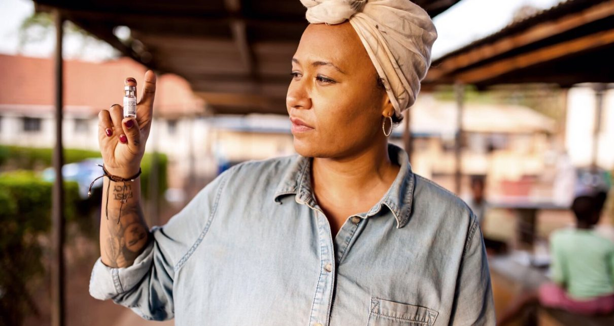 Emeli Sande in Uganda - Spur Magazine