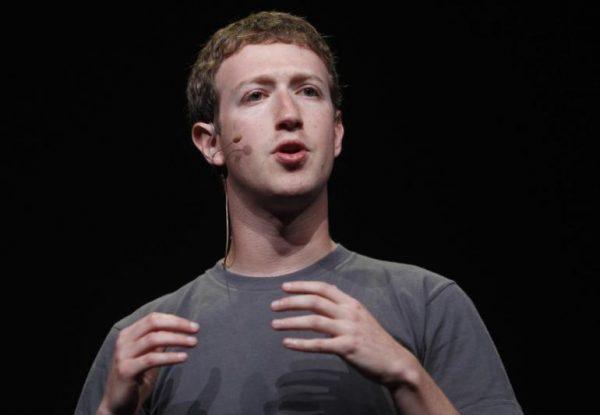 Mark Zuckerberg Facebook - Spur Magazine