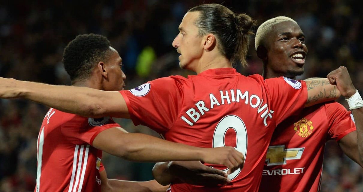 Zlatan and Pogba are the Leading Premier League Duo - Spur Magazine