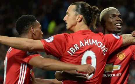 Zlatan and Pogba are the Leading Premier League Duo - Spur Magazine