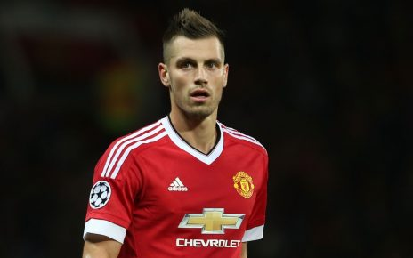 Morgan Schneiderlin Man U- Spur Magazine