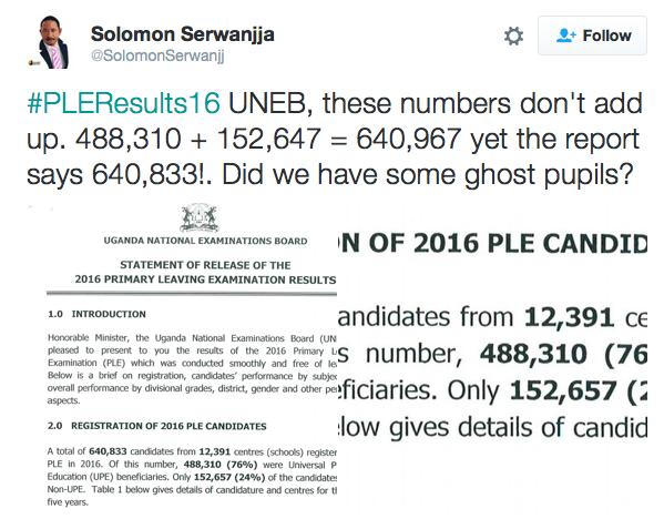 PLE Results 2016 Report - Spur Magazine