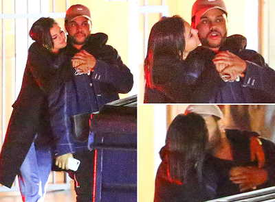 Selena Gomez and The Weeknd together kissing instagram - Spur Magazine