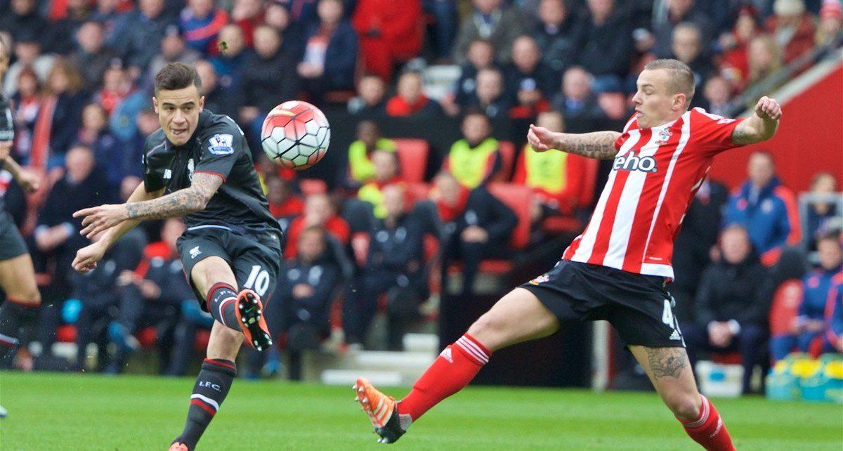 Liverpool lose to Southampton - Spur Magazine