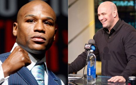 UFC President Offers Mayweather $25m to Fight McGregor 3