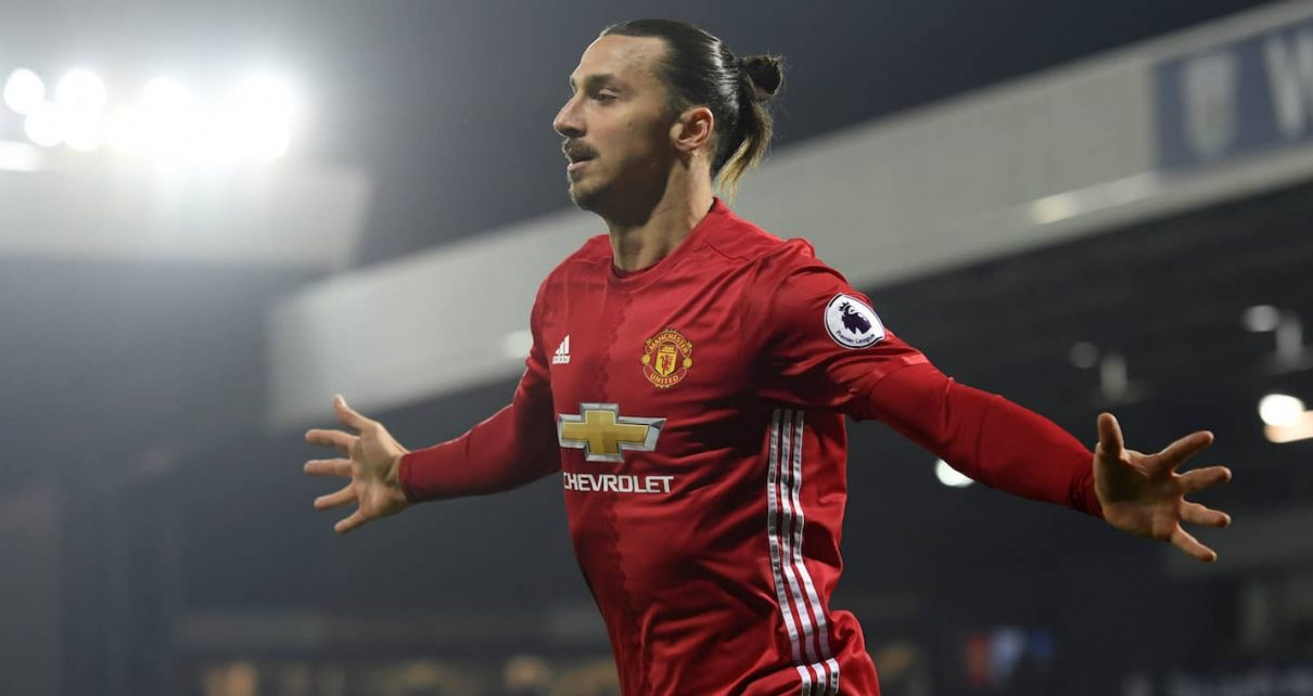 Zlatan Named Player of The Month 1