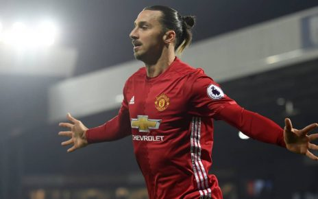 Zlatan Named Player of The Month 3