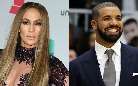 Drake Gives Jennifer Lopez A Diamond Necklace - Spur Magazine