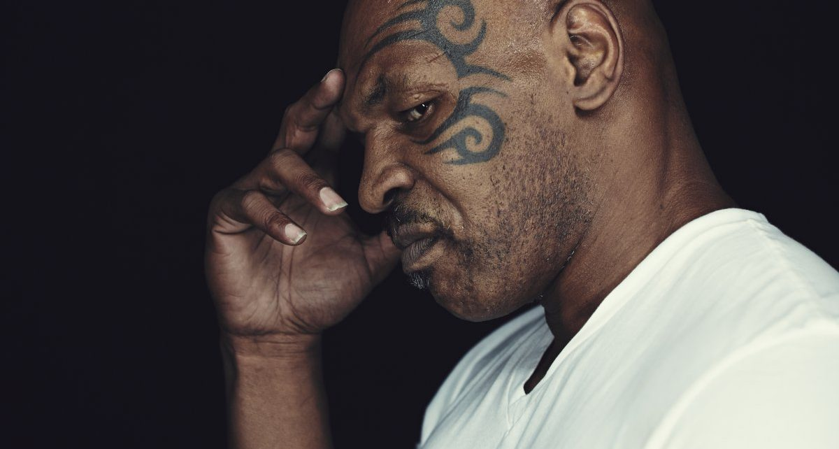 Mike Tyson Is Training Chris Brown for Soulja Boy Fight - Spur Magazine