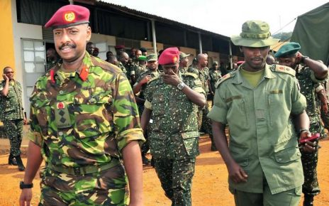 Muhoozi becomes Obsolete in Museveni's Government - Spur Magazine