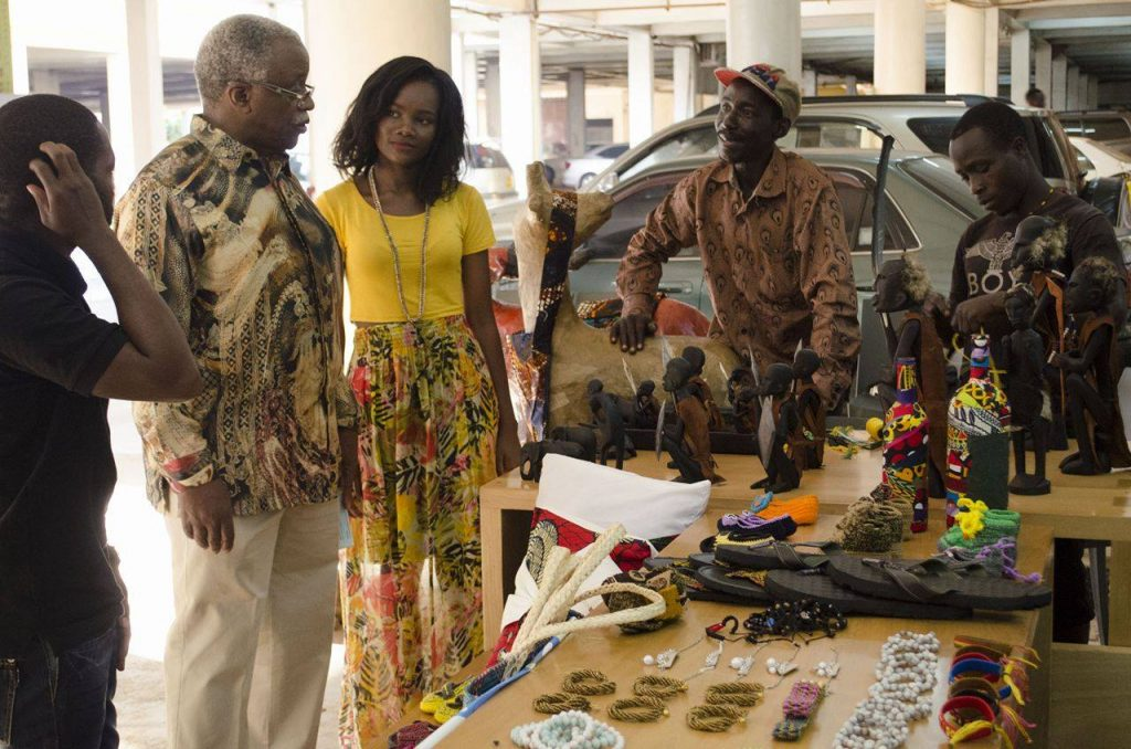 Amama & Kirya Show Support for Unseen Exhibition - Spur Magazine