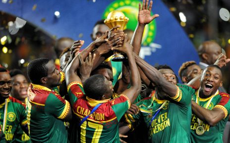 Cameroon Crowned Kings of Africa - Spur Magazine