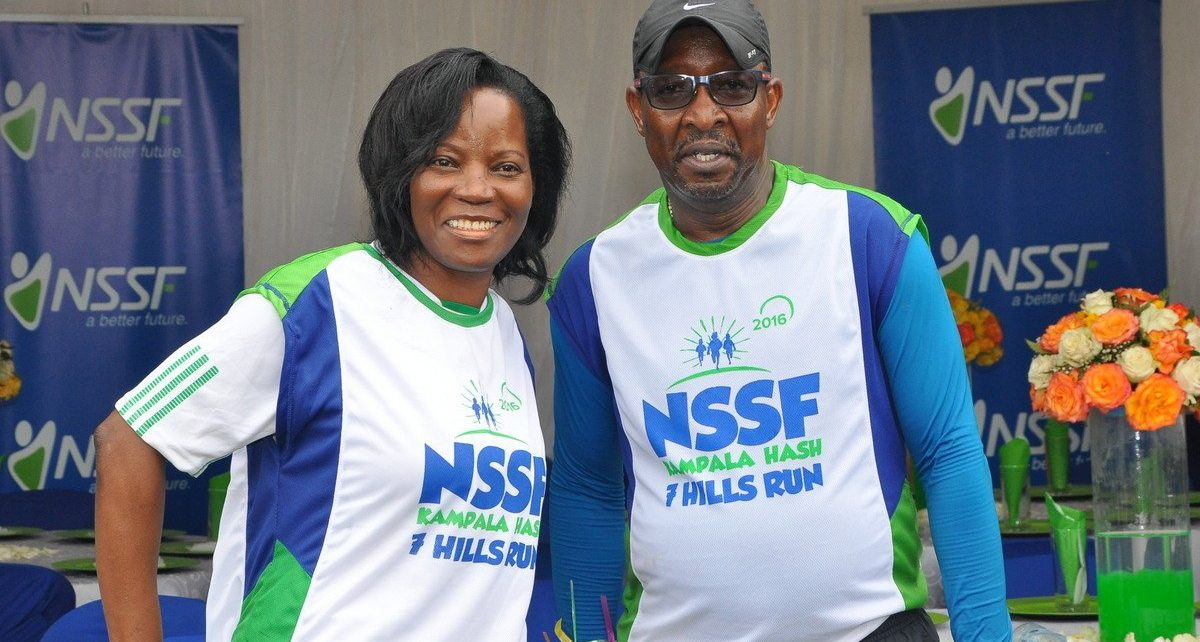 NSSF & KCCA Launch The 2nd Kampala 7 Hills Run - Spur Magazine