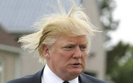 Donald Trump Is Losing His Hair - Spur Magazine
