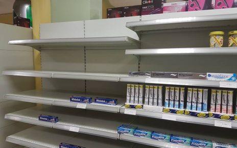 Empty Nakumatt Uganda Shelves - Spur Magazine